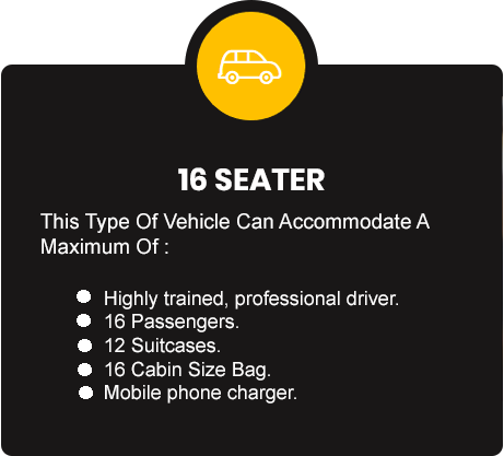 16-SEATER