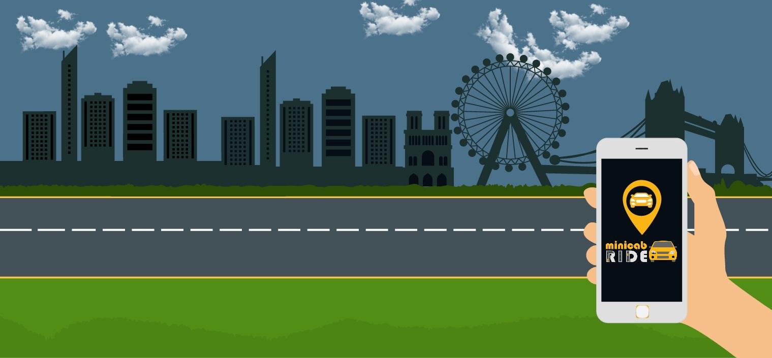 MinicabRide-London taxi